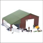 Britains Farm Building & Animal Play Set 1-32 Scale 1