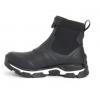 Muck Boot Women's Apex Zip Short Boots Black 2