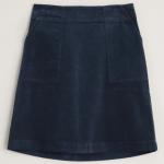 Seasalt Women's May's Rock Skirt Maritime Blue 1