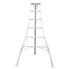 Workware HPM360 12ft Adjustable Legs Tripod Ladder 1