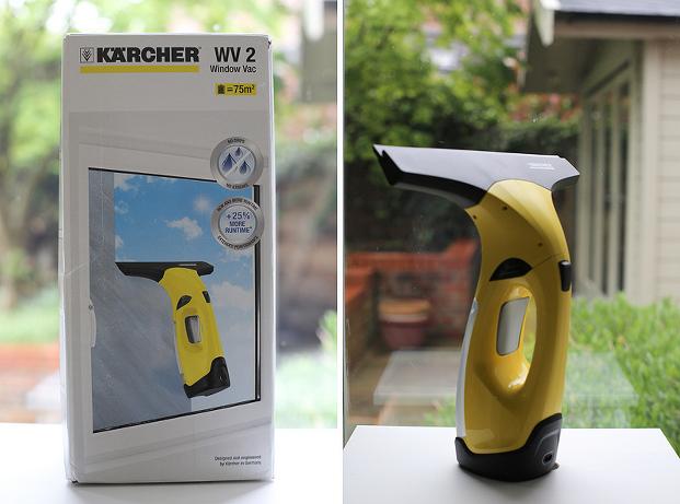 karcher wv2 window premium vacuum cleaner ernest doe shop. Black Bedroom Furniture Sets. Home Design Ideas