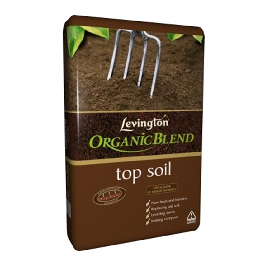 Levington Organic Blend Top Soil