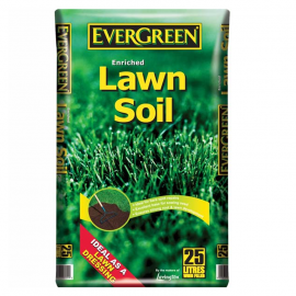 Evergreen 25L Lawn Soil