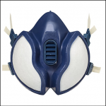 3M 4251 Maintenance Free Reusable Half Face Mask