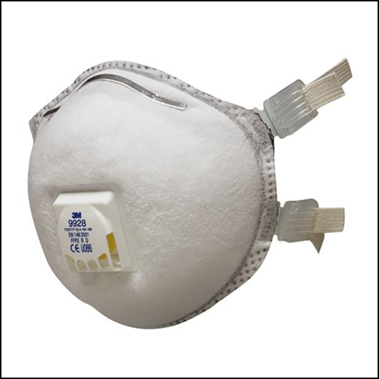 3M 9928 Welding Fume Respirator 1