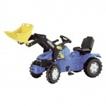 Rolly New Holland Farmtrac Tractor and Loader