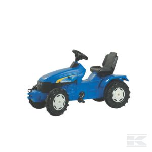 New Holland Ride On Pedal Tractor