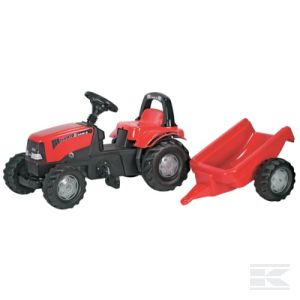 Rollykid Case Tractor and Trailer