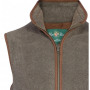 AP Aylsham M Olive Fleece Waistcoat 2