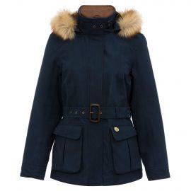 AP Berwick Ladies Dark Navy Waterproof Jacket