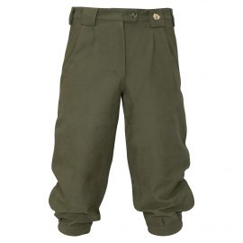 Alan Paine Berwick Ladies Olive Waterproof Breeks