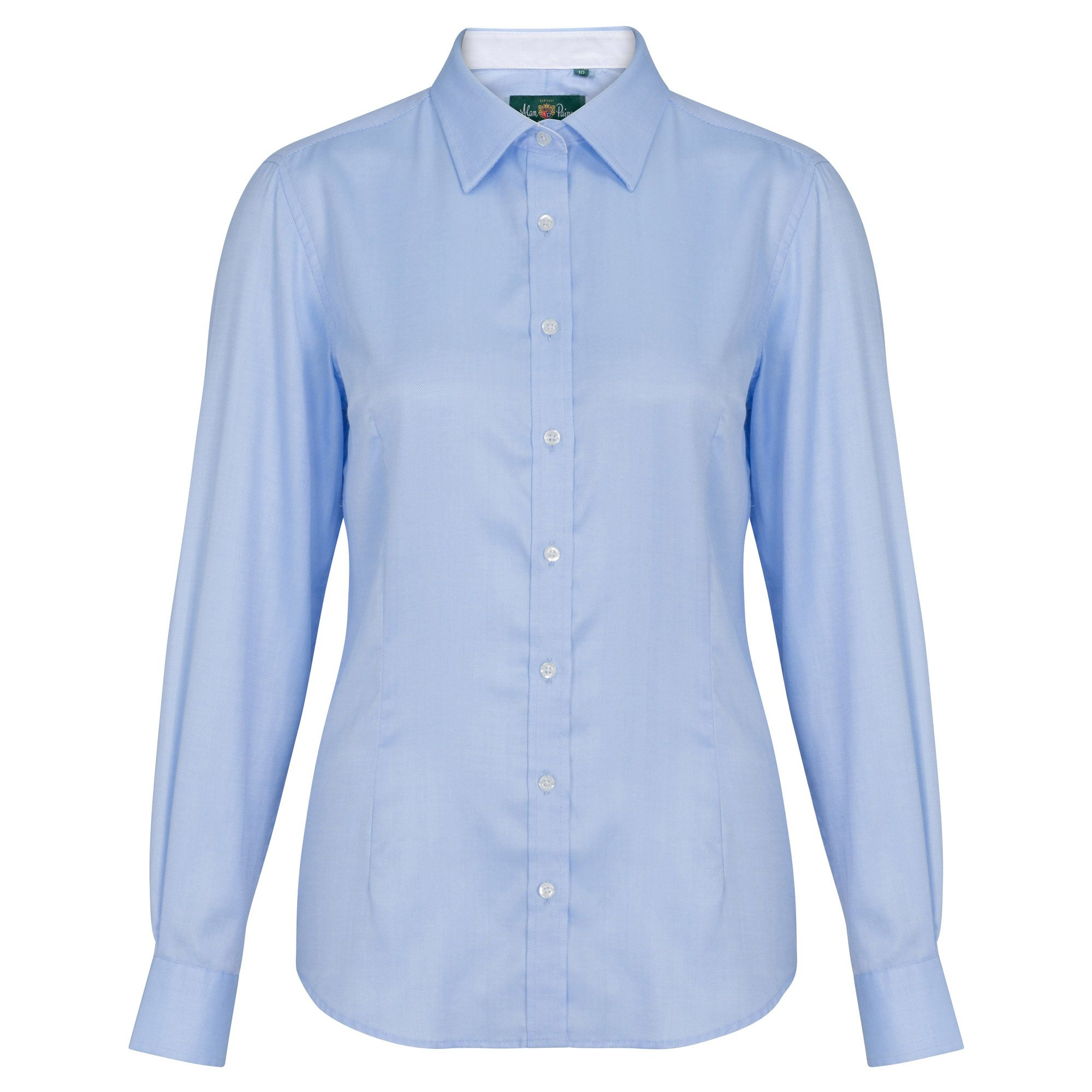 AP Bromford Ladies Baby Blue Country Shirt