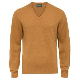 AP Burford Mens Gazelle Vee Neck Pullover