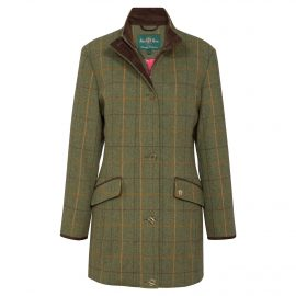 AP Compton Ladies Landscape Tweed Field Jacket 1