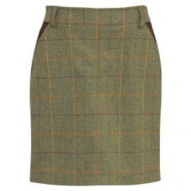 AP Compton Ladies Landscape Tweed Long Skirt