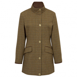 AP Compton Ladies Willow Tweed Field Jacket 1