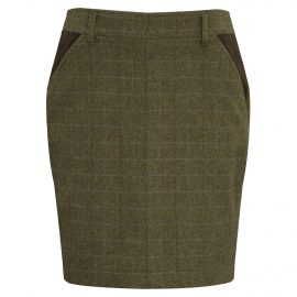 AP Compton Ladies Willow Tweed Long Skirt