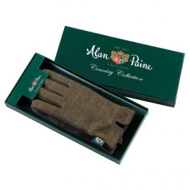 AP Compton Ladies Willow Tweed Gloves