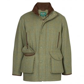 AP ComAP Compton M Lagoon Tweed Shooting Field Coat - Classic Fit 3