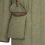 AP Compton M Lagoon Tweed Shooting Field Coat - Classic Fit 3