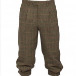 Alan Paine Combrook Mens Peat Tweed Breeks 1
