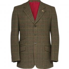 AP Compton M Peat Tweed Classic Fit Blazer 1