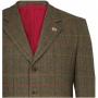 AP Compton M Peat Tweed Classic Fit Blazer 2