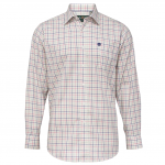 AP Ilkley M Pink Country Check Shirt