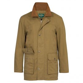 AP Kexby Mens Khaki Performance Coat 1