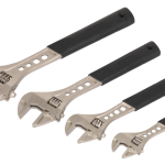 Adjustable Wrench Set 4pc
