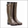 Aigle Benyl M-XL Lightweight Hunting Boots Kaki 2
