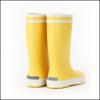 Aigle Lolly Pop Childrens Unisex Wellington Boots Jaune 2
