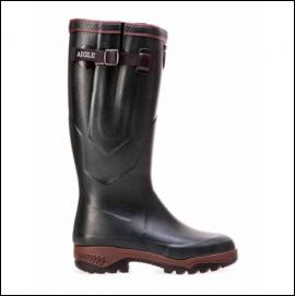 Aigle Parcours 2 Iso Wellington Boots Bronze 1