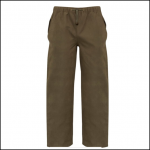 Alan Paine Berwick Olive Waterproof Overtrousers 1