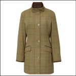 Alan Paine Combrook Ladies Gorse Tweed Field Jacket 1