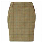 Alan Paine Combrook Ladies Gorse Tweed Long Skirt 1