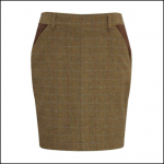 Alan Paine Combrook Ladies Willow Tweed Long Skirt 1