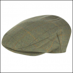 Alan Paine Combrook Men's Lovat Tweed Flat Cap 1