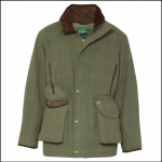 Alan Paine Combrook Men's Lovat Tweed Shooting Coat 1