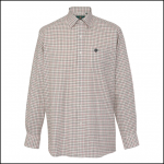Alan Paine Ilkley Men's Red Country Check Shirt