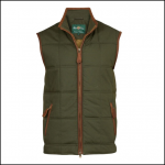 Alan Paine Kexby Men's Olive Gilet 1