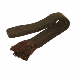 Alan Paine Olive Bordeaux Country Garters