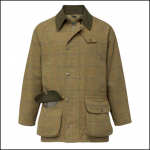 Alan Paine Rutland Men's Basil Tweed Shooting Coat 1