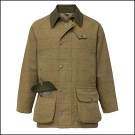 Alan Paine Rutland Men's Basil Tweed Shooting Coat 1