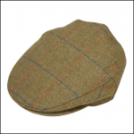 Alan Paine Rutland Men's Rutland Basil Tweed Flat Cap 1