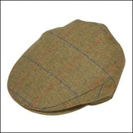Alan Paine Rutland Men's Rutland Basil Tweed Flat Cap 1