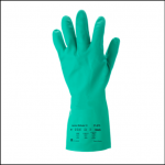 Ansell Solvex 37-675 Chemical Resistant Nitrile Gauntlet 1