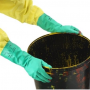 Ansell Solvex 37-675 Chemical Resistant Nitrile Gauntlet 2