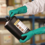 Ansell Solvex 37-675 Chemical Resistant Nitrile Gauntlet 3
