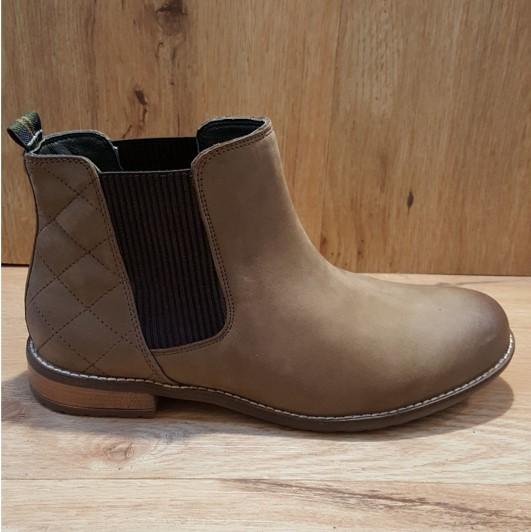 fefeede3dbf Barbour Abigail Cognac Chelsea Boot | Ernest Doe Shop